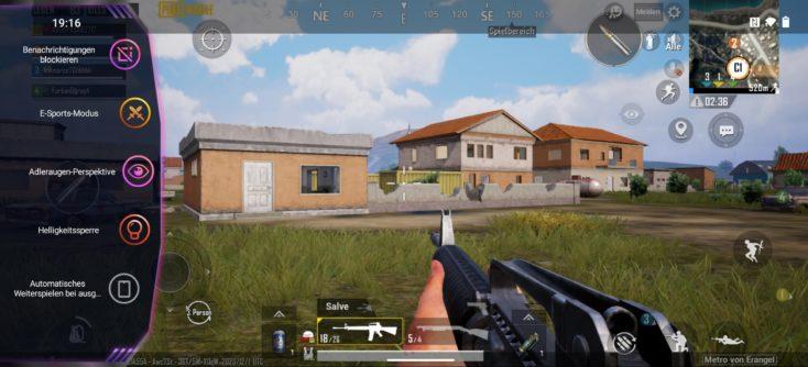 Vivo X51 PUBG Gaming