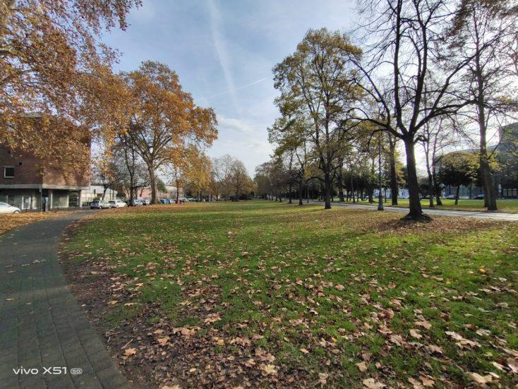 Vivo X51 Ultrawei Park