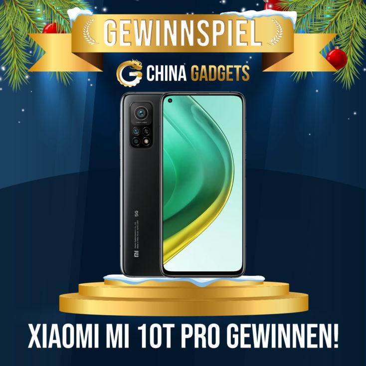 Xiaomi Mi 10T Pro Gewinnspiel Bild