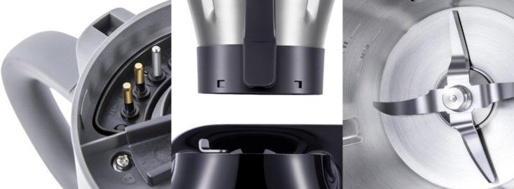 Xiaomi Ocooker Kuechenmaschine Details