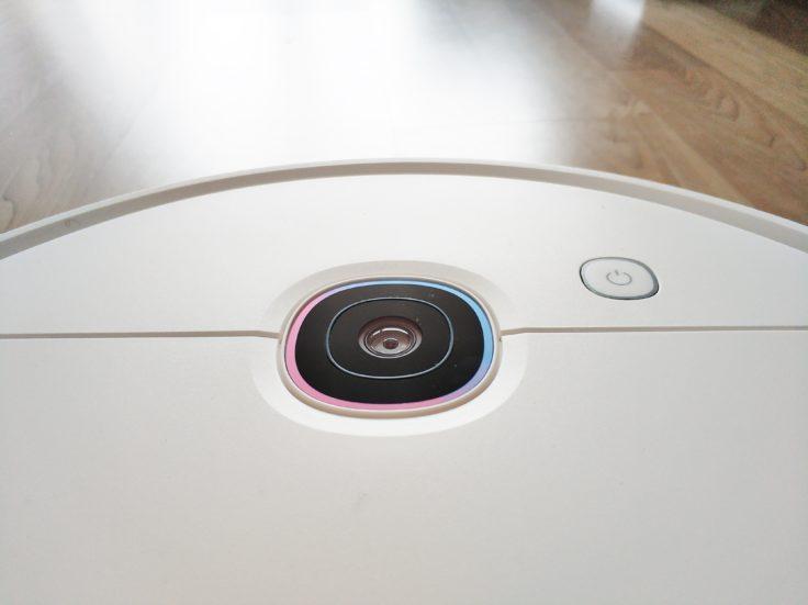 Yeedi 2 Hybrid Saugroboter Kamera optischer Sensor