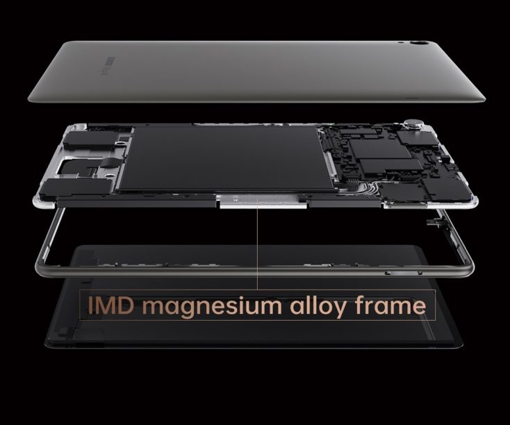 Alldocube iPlay 40 Tablet Verarbeitung