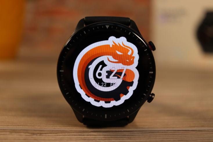 Amazfit GTR 2 CG Watchface
