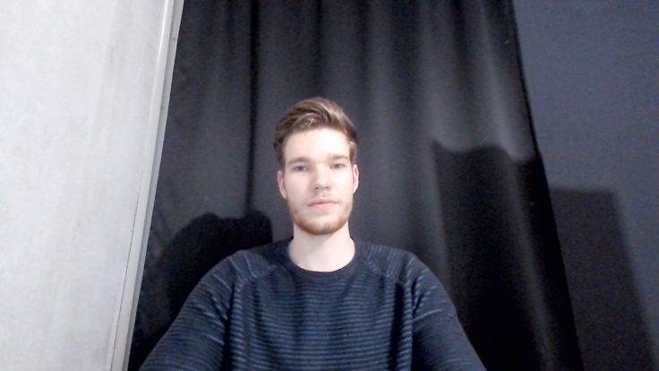 Aukey Webcam mit Deckenlicht