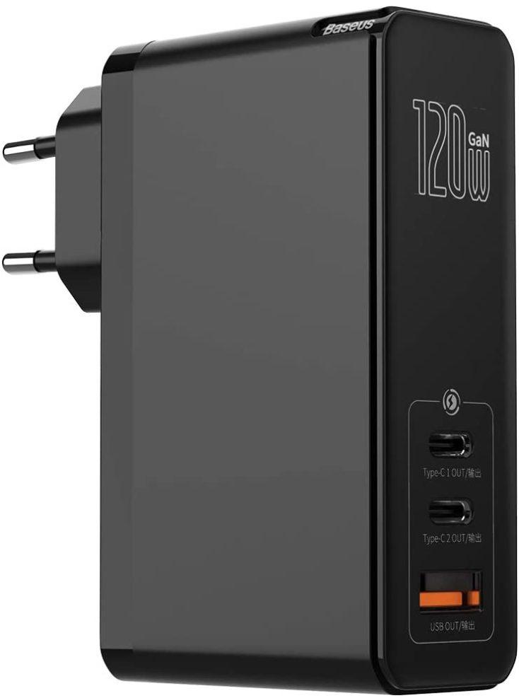 Baseus 120W USB-C Ladegeraet