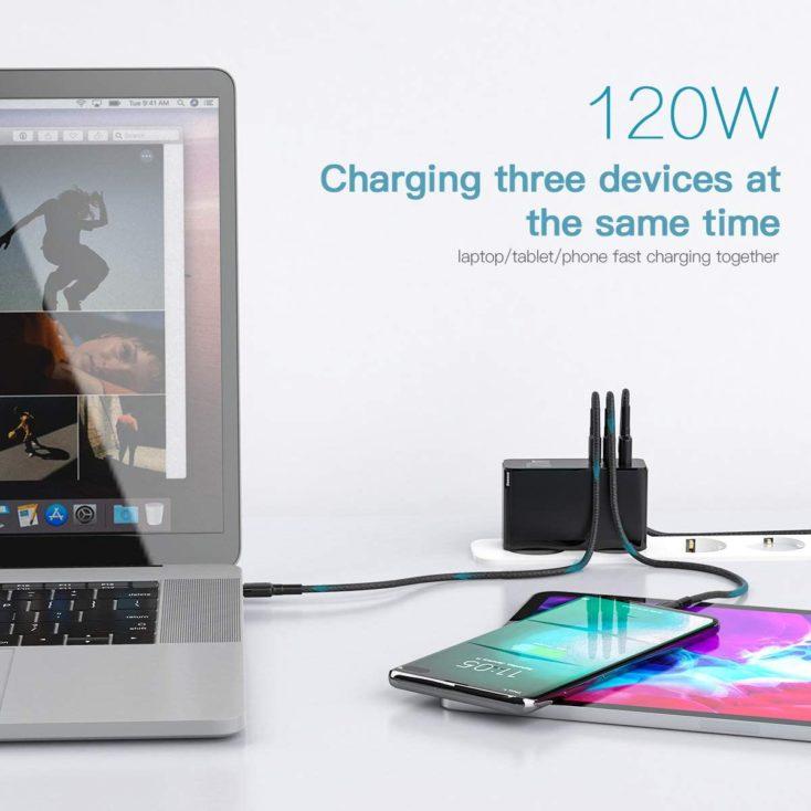 Baseus 120W USB-C Ladegeraet 120W