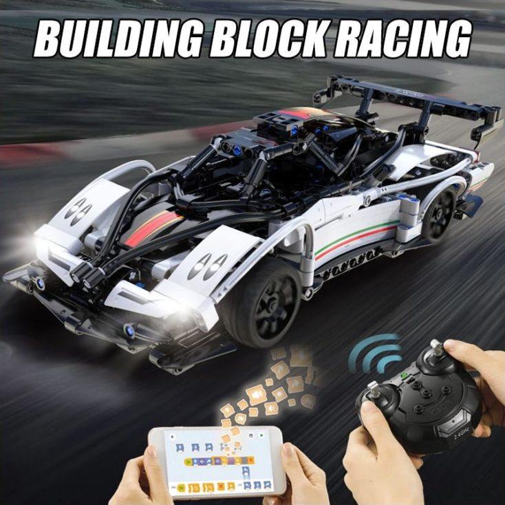 CaDA App Rennwagen Fernsteuerung