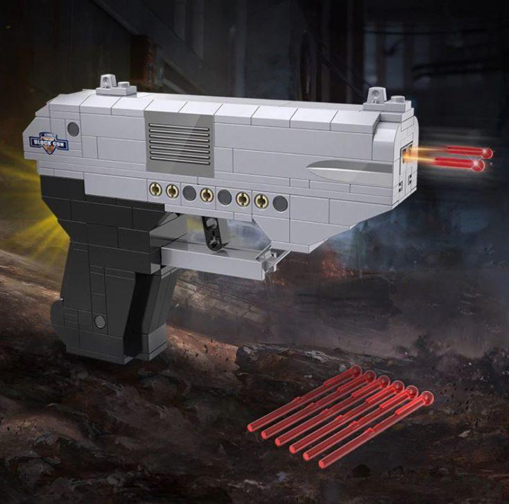 CaDA Pistole mit Munition