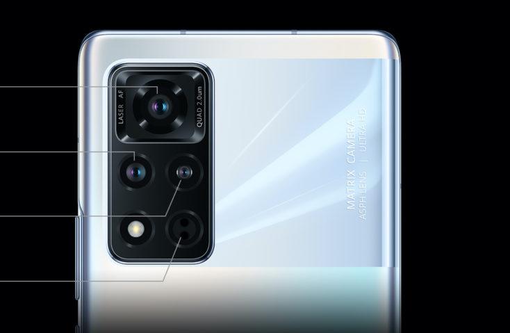 Honor V40 Smartphone Kamera