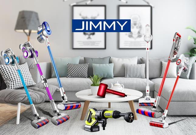 Jimmy Werbung Geekmaxi