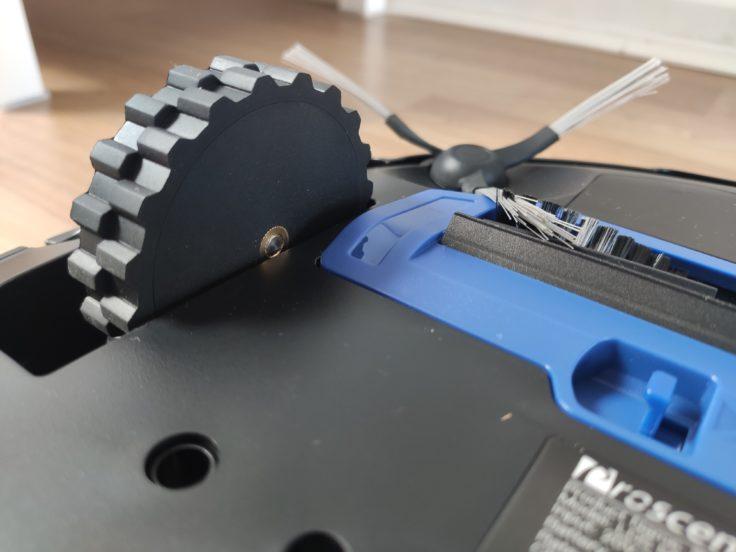 Proscenic M6 Pro Saugroboter Reifen Unterseite