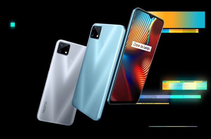Realme 7i Smartphone Farben