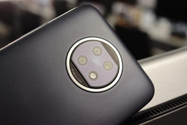 Redmi Note 9T Kamera