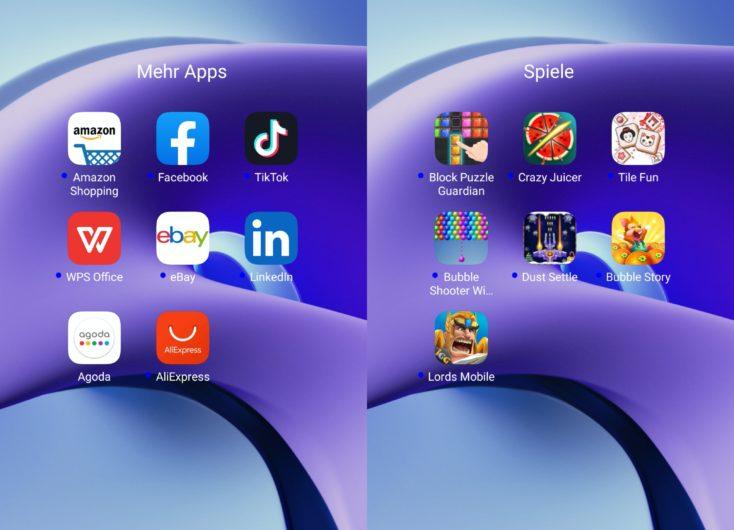 Redmi Note 9T MIUI Bloatware