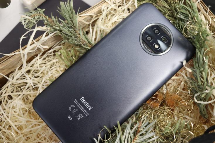 Redmi Note 9T Rueckseite 2