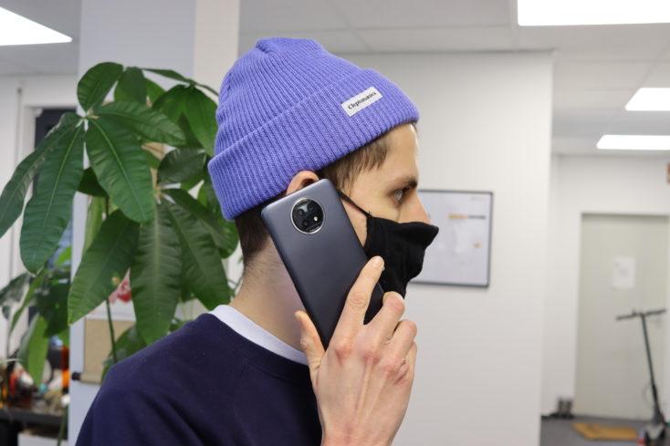 Redmi Note 9T Smartphone Telefonieren