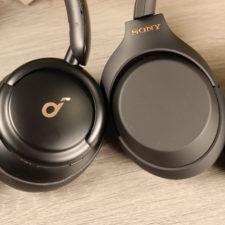 Sony WH-1000XM4 und Soundcore Life Q30