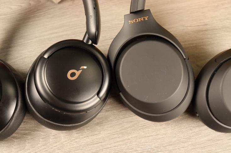 Sony WH 1000XM4 und Soundcore Life Q30 1