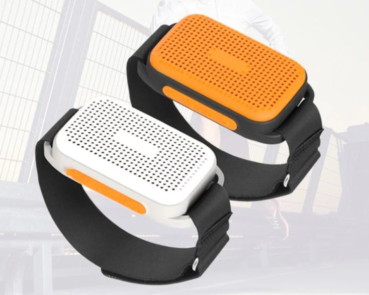 Speaker Armband U6 zwei Farben