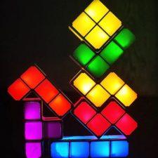 Tetris Dekolicht