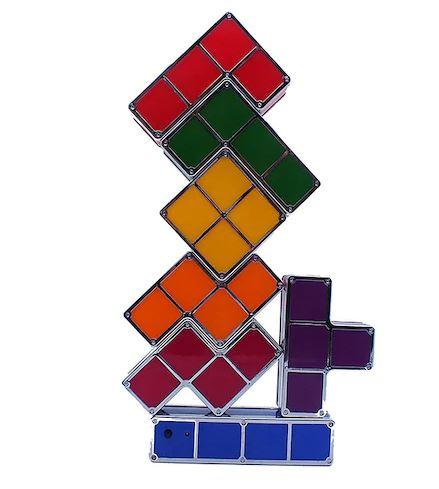 Tetris Dekolicht Design