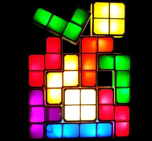 Tetris Dekolicht Kombinationsmoeglichkeiten