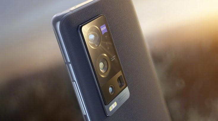 Vivo X60 Pro Plus Kamera