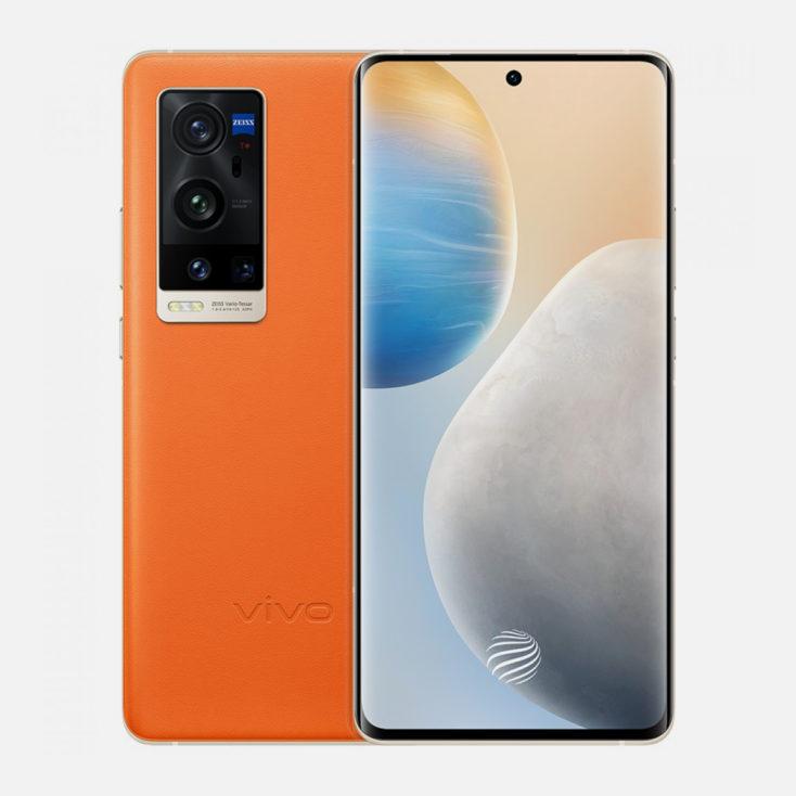 Vivo X60 Pro Smartphone Display