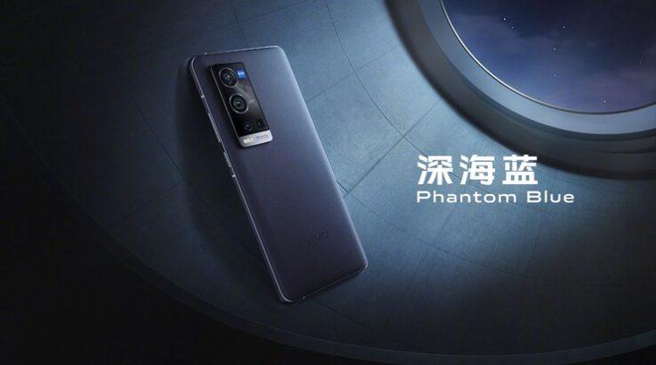 Vivo X60 Pro Smartphone Rueckseite