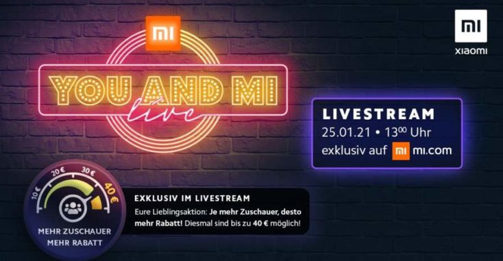 Xiaomi Livestream Redmi Note 9T