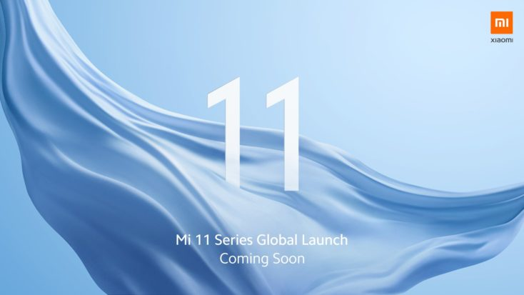Xiaomi Mi 11 Global Teaser