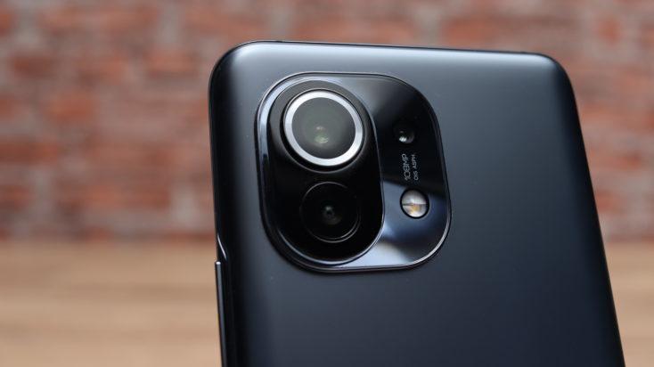 Xiaomi Mi 11 Kamera