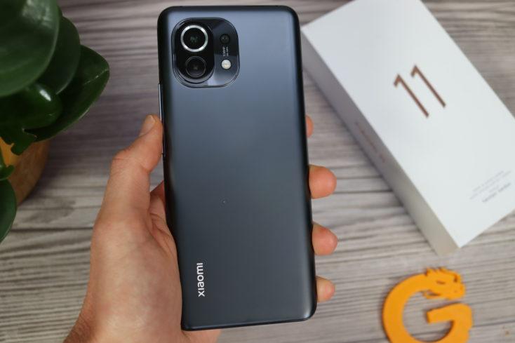 Xiaomi Mi 11 Rueckseite