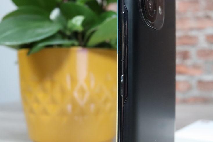 Xiaomi Mi 11 Smartphone Tasten