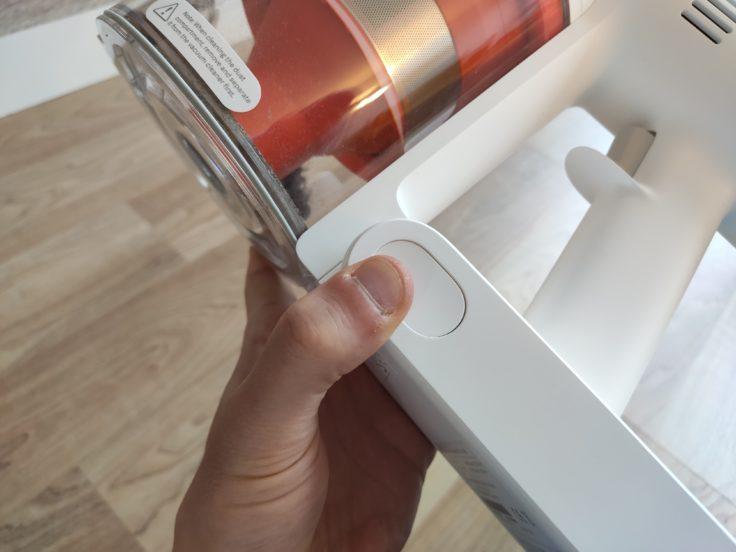 Xiaomi Mi G9 Akkustaubsauger Akku austauschbar