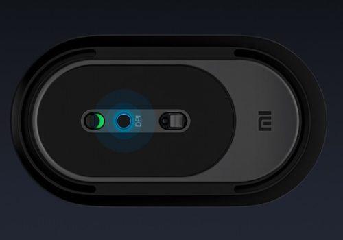 Xiaomi Portable Mouse 2 Unterseite