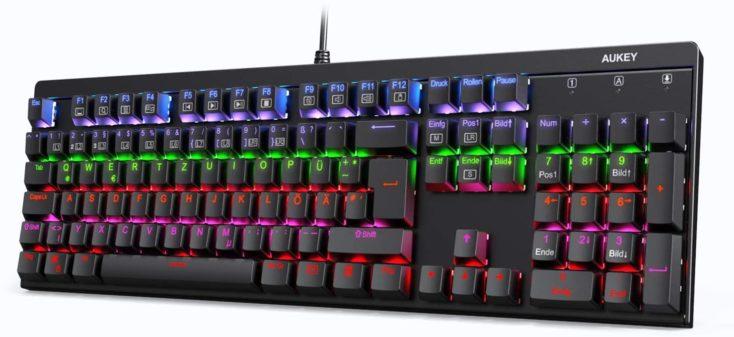 AUKEY KM G6 Gaming Tastatur