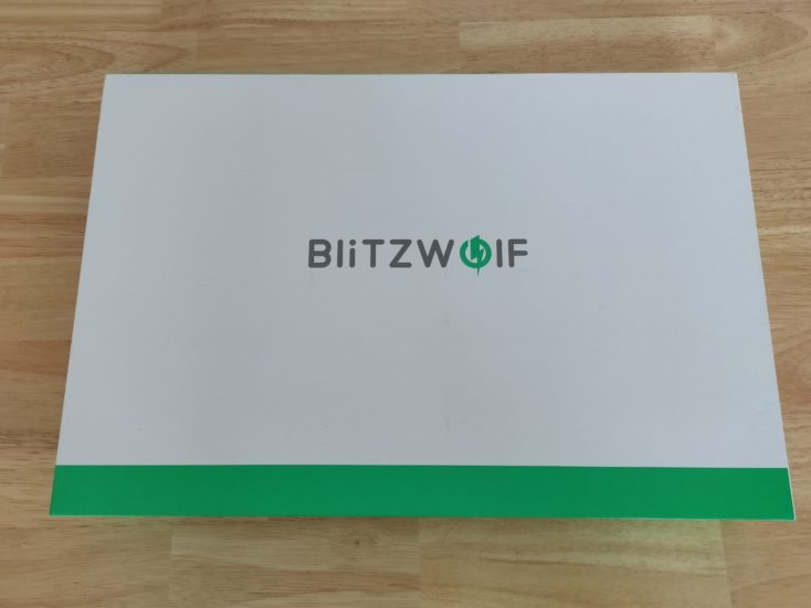 BlitzWolf BW PCM6 Monitor Verpackung