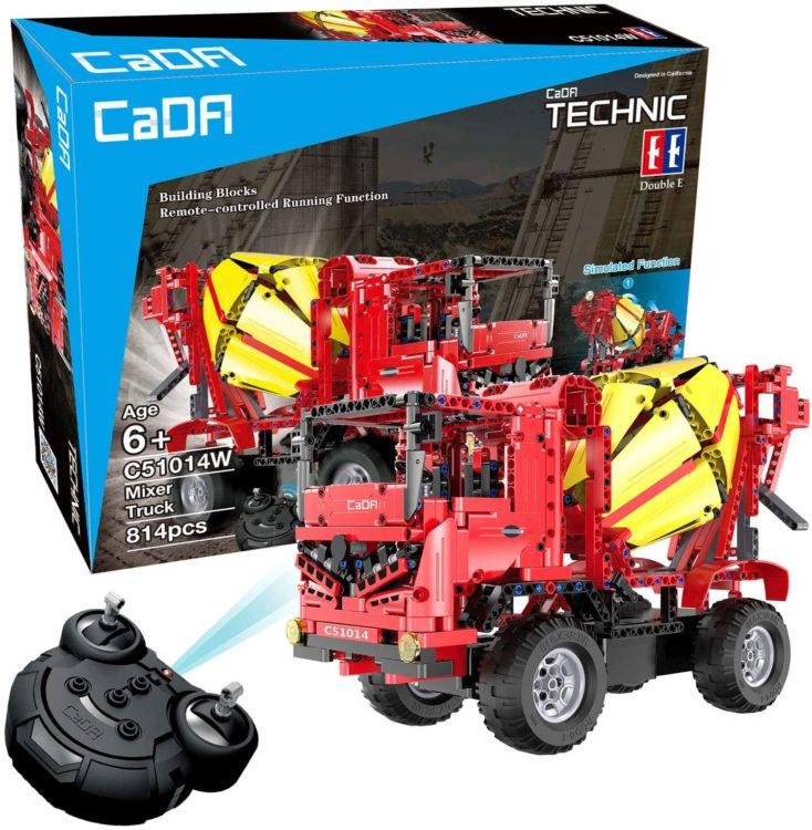 CaDA C51014W Betonmischer Verpackung