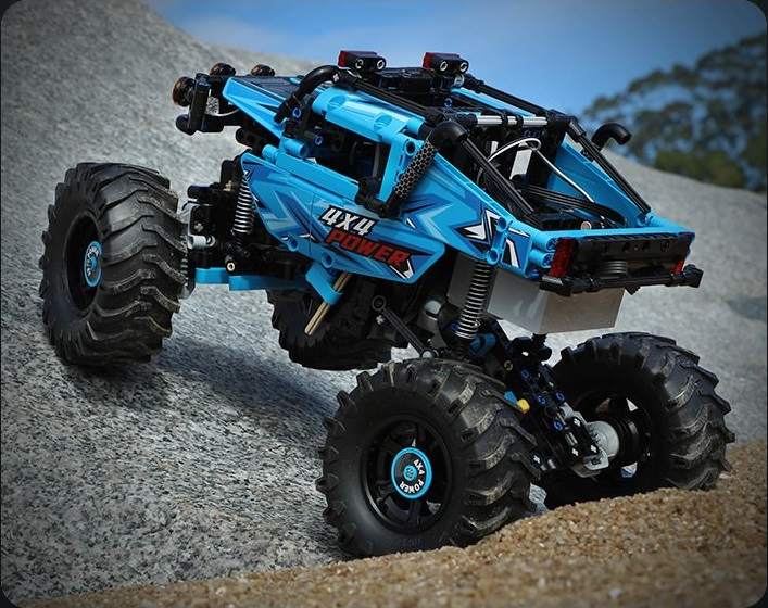 CaDA C61008W Monstertruck Offroad