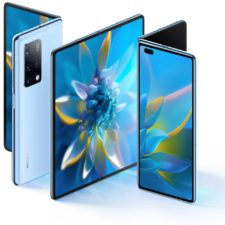 Huawei Mate X2 Foldable Smartphone