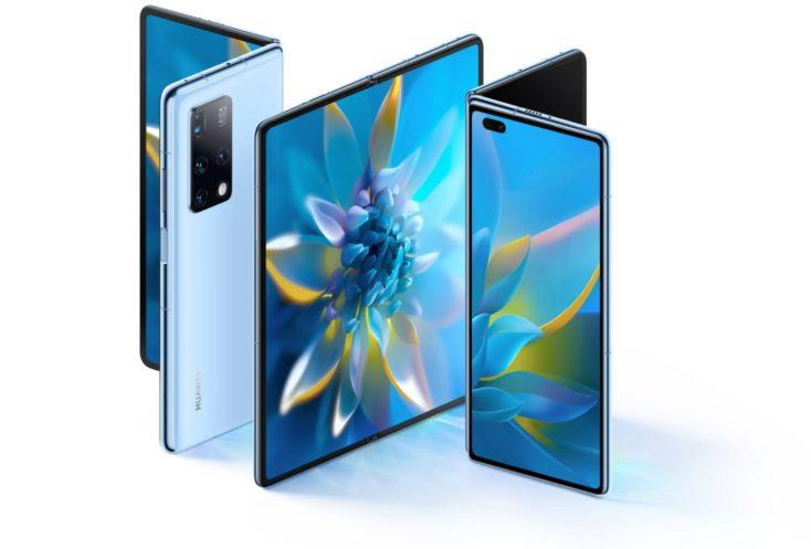 Huawei Mate X2 Foldable Smartphone 1