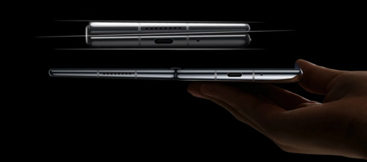 Huawei Mate X2 Wedge Design 1