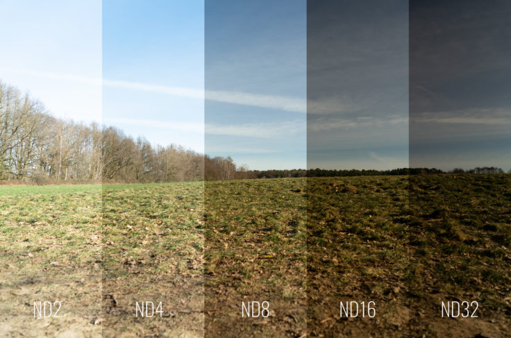 KF ND Filter Vergleich
