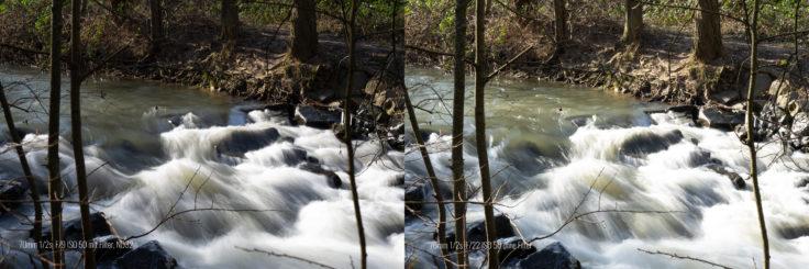 KF ND Filter Wasserfall