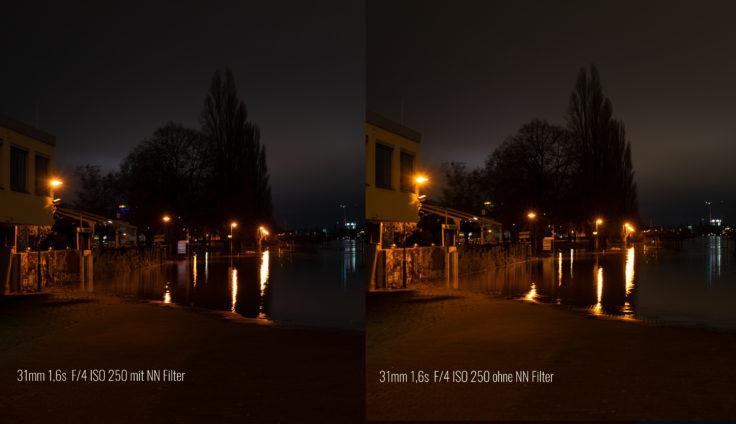 KF NN Filter am Rhein