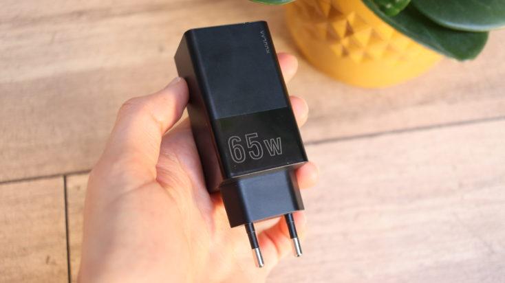 KUULAA 65W USB-C Ladegeraet