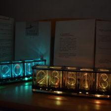 LED Uhr