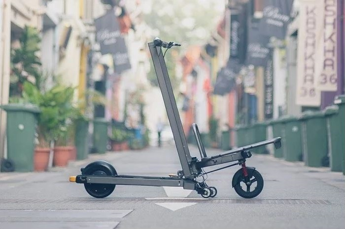 Mimo C1 Cargo E-Scooter