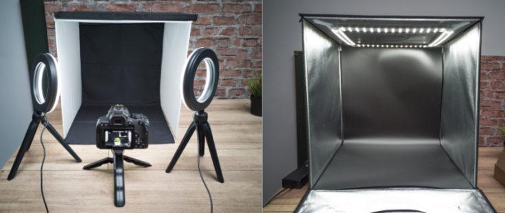 Neewer Fotobox Design